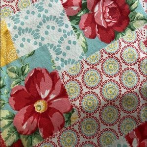 70 inch round fabric tablecloth